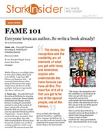 Book Review - Fame 101