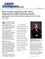 Your Looks and Your Job: Does Appearance Affect Advancement?